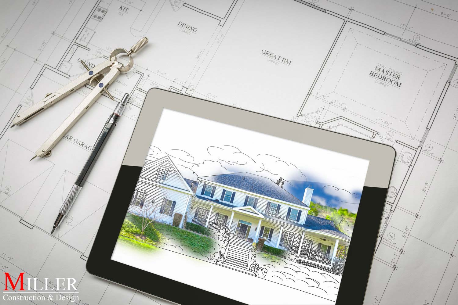 Have Your Dream Home With Custom Home Builders