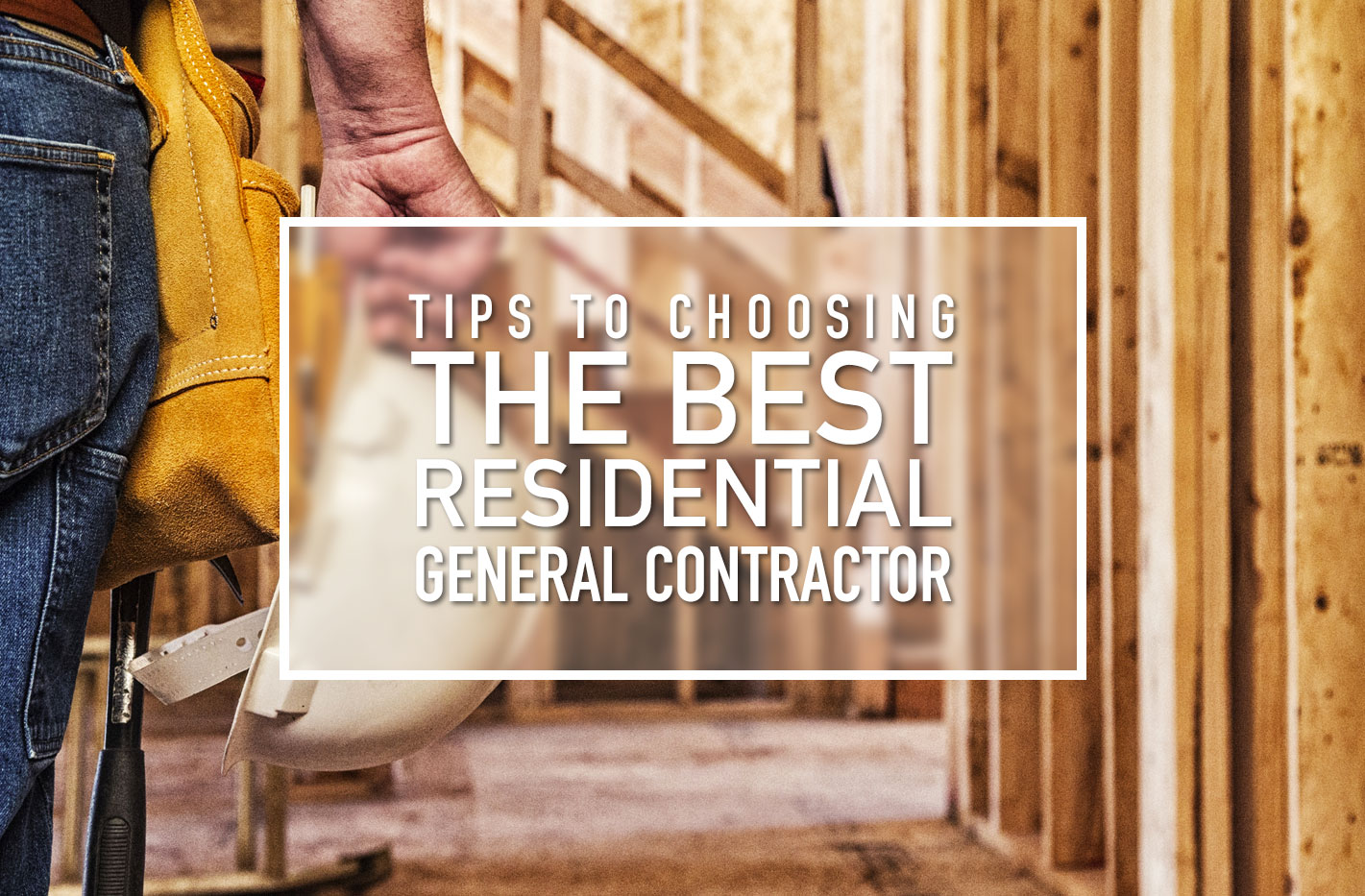 residential general contractor